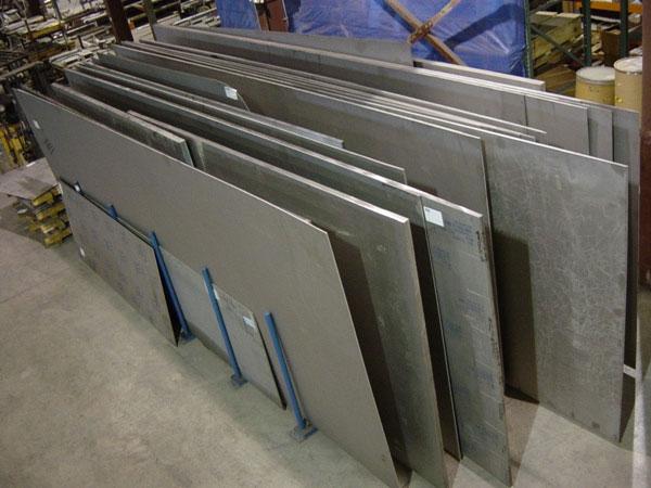 常见不锈钢板规格表