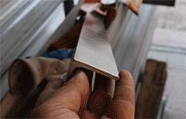 怎么鉴别劣质不锈钢角钢