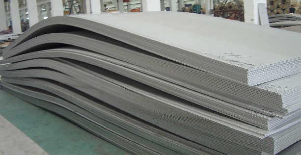 不锈钢中厚板焊接不开破口的方法