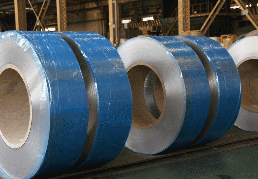 精密不锈钢带的工艺设备介绍